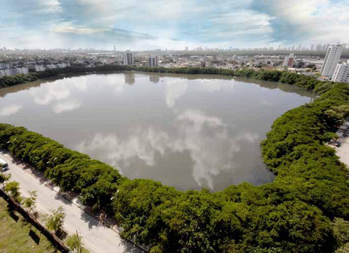 Lagoa Do Araçá